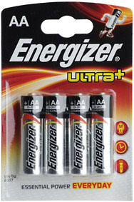 Energizer-Ultra+-AA 4 db