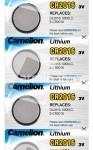 CAMELION Lithium CR2016