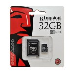 MemkSDHMicroKingston32GBCL10