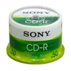 SONY 50 CD