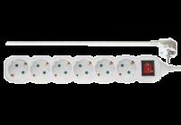 EMOS-P1622-6CS-2m-kapcsolós-hosszabbító-elosztó