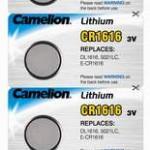 CAMELION Lithium CR1616